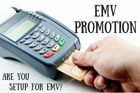 EMV Promotion